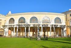 pałac Pavlovsk Russia Zdjęcia Royalty Free