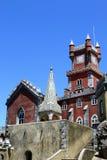 pałac pena Fotografia Royalty Free