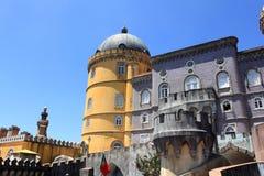 pałac pena Zdjęcie Royalty Free