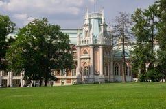 Pałac Po drugie Wielki królowa Ekaterina Zdjęcia Stock