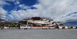 pałac potala Zdjęcia Stock