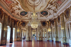 Pałac Queluz w Portugalia Obraz Stock
