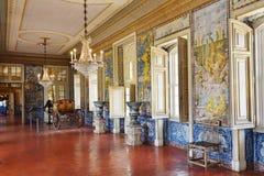 Pałac Queluz w Portugalia Zdjęcie Royalty Free