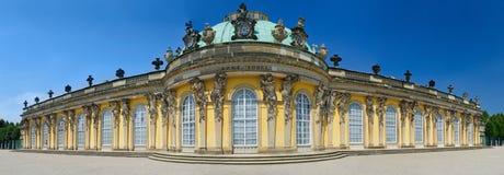 pałac sans souci Zdjęcia Royalty Free