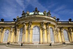 Pałac Sanssouci Zdjęcie Stock