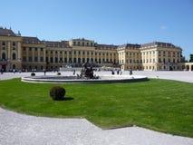 pałac schonbrunn Fotografia Royalty Free