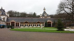 Pałac t kibla Beatrix królowa Obrazy Stock