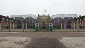 Pałac t kibla Beatrix królowa Zdjęcie Stock