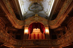 Pałac Theatre Zdjęcie Royalty Free