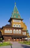 Pałac Tsar Alexey Mikhaliovich Moskwa Kolomenskoye zdjęcie royalty free