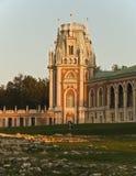 pałac uroczysty tsaritsyno Obrazy Royalty Free