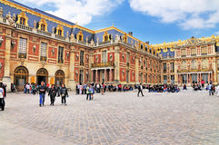 pałac Versailles Zdjęcie Royalty Free