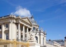 Pałac Versailles & x28; Versailles, France& x29; Obraz Royalty Free