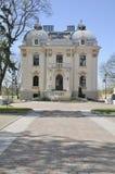 pałac vileisis zdjęcia royalty free