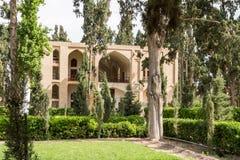 Pałac w Iran Zdjęcia Royalty Free