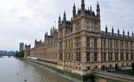 pałac Westminster Obrazy Royalty Free