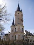 pałac wierza Fotografia Stock