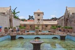 pałac woda Zdjęcia Stock