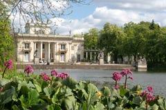 pałac wody Zdjęcia Royalty Free