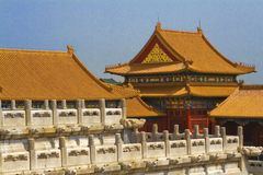 pałacu cesarza fotografia royalty free