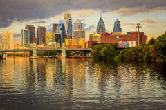 PA de Philadelphia Imagen de archivo libre de regalías