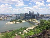PA de Pittsburgh Fotografia de Stock