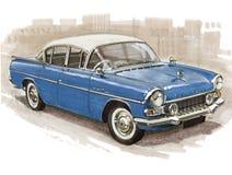 PA de Vauxhall Cresta Imagem de Stock