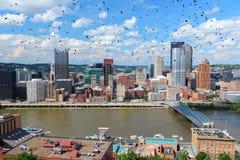 PA di Pittsburgh Fotografia Stock