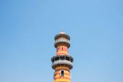 Pa do golpe da torre no céu do palácio real Foto de Stock Royalty Free