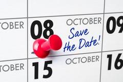 Październik 08 Zdjęcia Stock