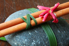 pałeczki kwiat Zdjęcie Stock