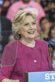 PA: Hillary Clinton Campains-verzameling n Philadelphia Royalty-vrije Stock Afbeeldingen