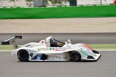 PA italiano 21 de Osella del prototipo en la raza de Monza 2015 imagen de archivo