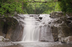 Pa la-u waterfall,Thailand Royalty Free Stock Photos