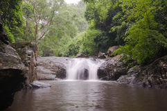 Pa la-u waterfall,Thailand Royalty Free Stock Image