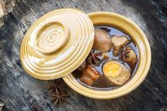 PA-loh de Kai, nourriture de la Thaïlande photo stock