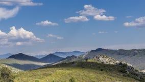 Paśnika krajobraz w Hiszpania Zdjęcia Stock