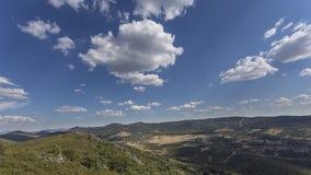Paśnika krajobraz w Hiszpania obraz stock