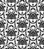 PA noire et blanche traditionnelle Image stock