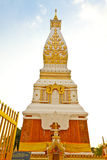 Pa Nom stupa,landmark of Nakorn Panom,Thailand Royalty Free Stock Photo