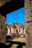 Pa-nom-wan stone castle Stock Image