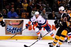 Pa Parenteau New York Islanders. New York Islanders forward Pa Parenteau #15 stock photos