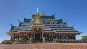 Pa Phu Kon Temple Royalty Free Stock Photography