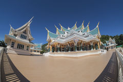 Pa Phu kon temple Stock Photos
