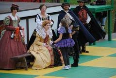 Pa Ren Fair Fotografia de Stock