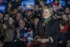 PA: Secretaresse Hillary Clinton & Senator Tim Kaine Campaign Rally in Philadelphia Stock Fotografie