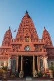Pa siriwattana wisut temple in thailand Royalty Free Stock Photo