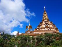 Pa Son Kaew Temple, Kao Kho, Petchaboon, Thailand Royalty Free Stock Photo