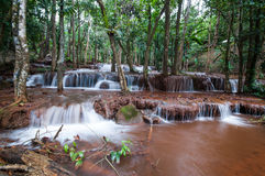 PA-wai Wasserfall Lizenzfreies Stockbild