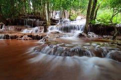 PA-wai Wasserfall Lizenzfreies Stockfoto